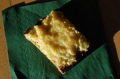 Röstbrot mit Pastinaken-Knoblauch-Butter