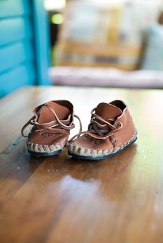 Beatrice Valenzuela baby shoes