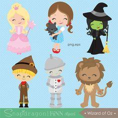 Mago de Oz Imágenes Prediseñadas imágenes por snapdragonandfinn