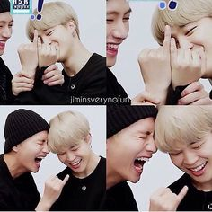 95z friends at its best. They cry together. They fight each other. They eat together. But most importantly is that they can laugh at each other