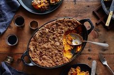 Thanksgiving: Edna Lewis & Scott Peacock's Sweet Potato Casserole Recipe on Food52, a recipe on Food52