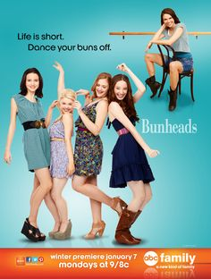 Bunheads returns Monday, January 7 at 9/8c on ABC Family!