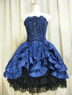I adore dresses like this