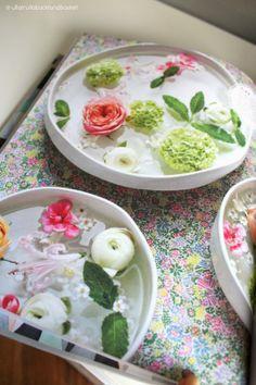 ullatrulla backt und bastelt: Wohnen mit Blumen | Buchrezension http://ullatrullabacktundbastelt.blogspot.de/2014/03/wohnen-mit-blumen-buchrezension.html