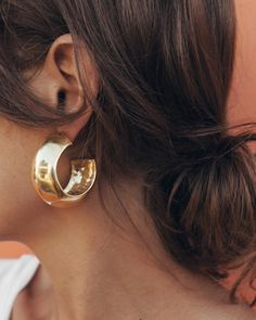 Our new Gigi Hoops ✨ | Online Now