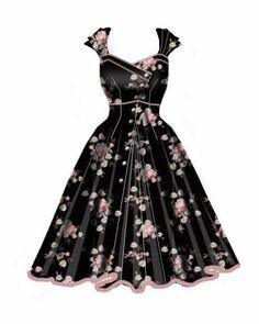 Rockabilly Retro Dresses