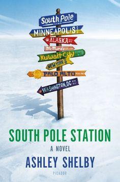 """""""South Pole Station,"""" by Ashley Shelby"""