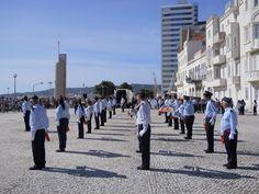 O Palhetas na Foz: Desfile e parada de fanfarras de bombeiros