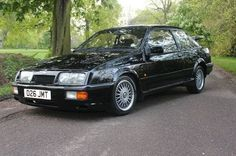 FORD SIERRA RS COSWORTH - http://www.fordrscarsforsale.com/1581