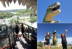 Let's be Explorers- The Top Ten Drumheller Attractions for Kids Kids Attractions, Roadside Attractions, Largest Dinosaur, Our Girl, Top Ten, Day Trip, British Columbia, Worlds Largest