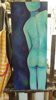 Acryl nude