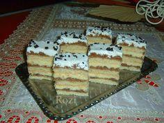 Rozi Erdélyi konyhája: Havasi gyopár Tiramisu, Fondant, Ethnic Recipes, Vaj, Cukor, Food, Fondant Icing, Essen, Gum Paste