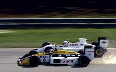 N Piquet | Williams