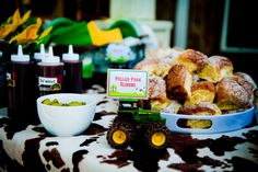 Down on the Farm/All About Tractors Birthday Party Ideas | Photo 40 of 296 | Catch My Party