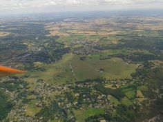Views of Gloucestershire from a brids eye view