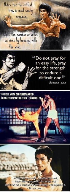 Bruce Lee's Quotes