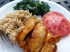 BBQ Chicken, Macaroni & Cheese with Collard Greens » Live Well Furman