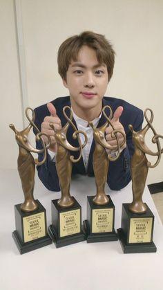 BTS Jin <3-<3
