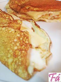 Crepes Dukan | Fabíola Bianco