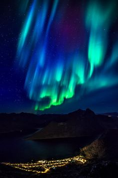 Senja, Norway by Kenneth Skulbru