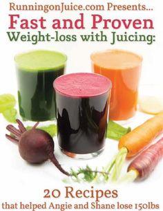 How to Make Healthy yet Delicious Juice Recipes #Greenjuice #juicing RunningOnJuice.com