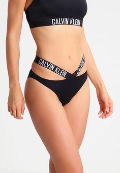 Calvin Klein Swimwear INTENSE POWER - Dół od bikini - black za 169 zł (07.05.17) zamów bezpłatnie na Zalando.pl.