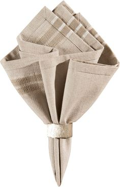 C & F Home Tailored Cotton Napkins (Set of 6)