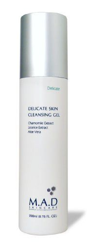 MAD Skincare Delicate Skin Cleansing Gel  Extra Gentle 675 oz *** Click on the image for additional details.