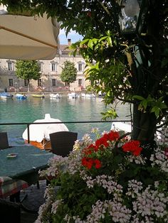 #Peschiera #Italy - <3 this spot for lunch.