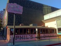 North Hollywood Phil's Diner -- built in the 1920s but currently closed