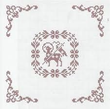 at uploads pics Beaded Embroidery, Cross Stitch Embroidery, Cross Stitch Patterns, Altar, Easter Cross, Easter Crochet, Filet Crochet, Knitting Projects, Needlework