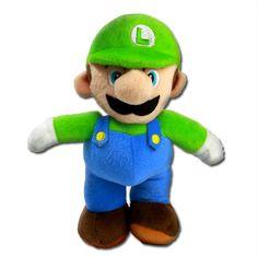 Mario Plush Toys Luigi $7.99