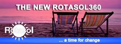 Sunbathing will never be the same again,, ask for the new Rotasol360.com