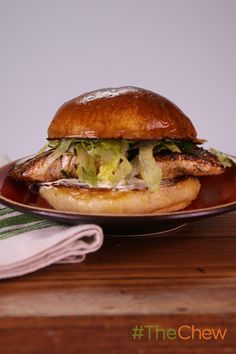Make Mario's super easy-to-make Blackened Mahi Mahi Sandwich for a taste of the Caribbean for your family tonight!