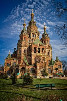 Cathedral of saints Peter and Paul - St. Petersburg, Russia