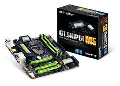 GIGABYTE presenta motherboards Gamer G1-Killer Serie 8 - http://www.tecnogaming.com/2013/07/gigabyte-presenta-motherboards-gamer-g1-killer-serie-8/