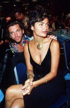 Helena and Michael, 1992