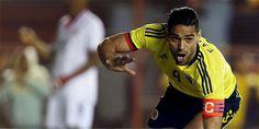 Falcao García volvió al gol