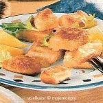 Praktická Kuchařka: Smažený celer se sýrem podle tety