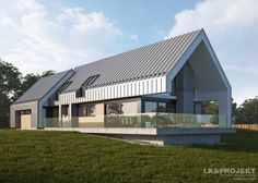 Projekty domów LK Projekt LK&1329 zdjęcie 19