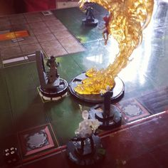 Batman vs Dark Phoenix #heroclix Dark Phoenix, Batman Vs, Instagram Posts