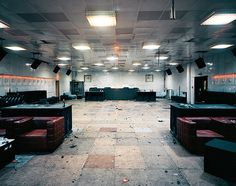nightclubs  - afterwards