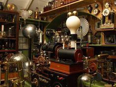 Resultado de imagen de steampunk decor
