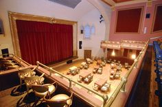 Amazing view inside the Cox Capitol Theatre!