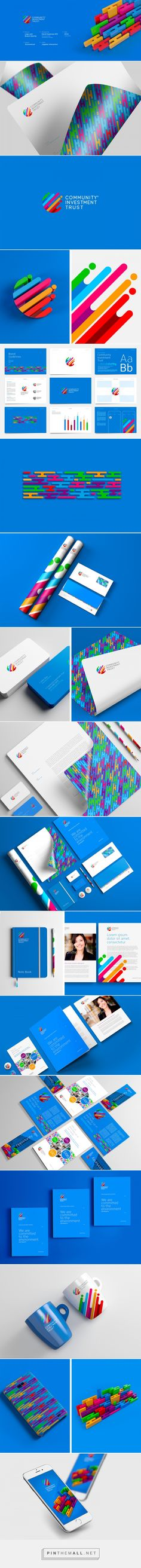 CIT - Logo and identity BY David Espinosa IDS
