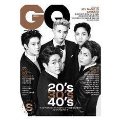 GQ KOREA (韓国雑誌) / 2016年10月号(表紙:SHINEE) 韓国音楽専門ソウルライフレコード - Yahoo!ショッピング - Tポイントが貯まる!使える!ネット通販