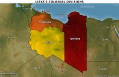 Libyan Divisions