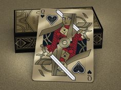 Omnia Oscura Playing Cards by Thirdway Industries — Kickstarter