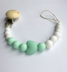 Excited to share the latest addition to my #etsy shop: Silicone Dummy Clip FREE SHIPPING Pacifier clip Soother holder Pacifier holder Soother Chain Silicone Teether holder Beaded dummy chain Baby Shower Gifts For Boys, Baby Boy Shower, Baby Gifts, Pacifier Clips, Pacifier Holder, Clip Free, Teething Beads, Dummy Clips, Baby Necessities