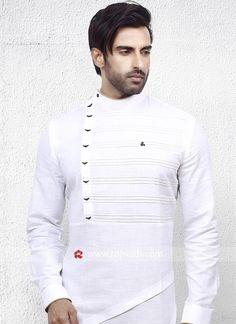 African Shirts For Men, African Dresses Men, African Attire For Men, African Clothing For Men, Nigerian Men Fashion, Indian Men Fashion, Mens Fashion Wear, Big Men Fashion, Gents Kurta Design